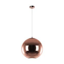 Светильник BENETTI Modern Sferico подвесной кофе Ф25 1хE27 MOD-011-9000-01/P