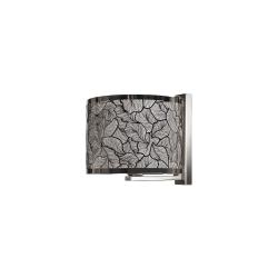 Бра BENETTI Modern Fogliame хром 1xE27 MOD-401-6060-01/B