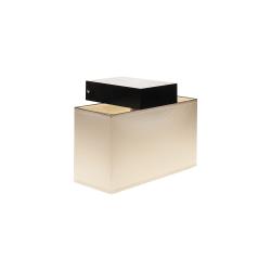 Бра BENETTI Modern Rigorosita венге/кремовый 1хE14 MOD-403-8090-01/B