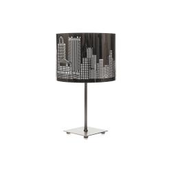Лампа настольная BENETTI Modern Citta хром 1xE27 MOD-405-6060-01/T