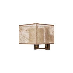 Бра BENETTI Modern Nebbia бронза/золото 1xE27 MOD-407-4097-01/B