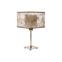 Лампа настольная BENETTI Modern Nebbia бронза/золото 1xE27 MOD-407-4097-01/T