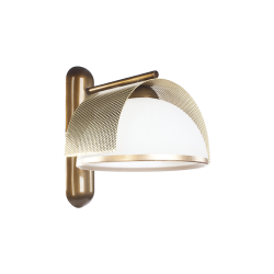 Бра BENETTI Modern Arco золотистая бронза/золото 1xE27 MOD-415-2072-01/B