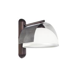 Бра BENETTI Modern Arco темная бронза/хром 1xE27 MOD-415-4076-01/B