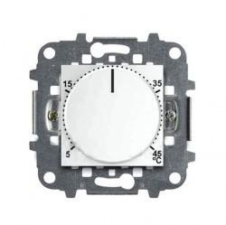 Термостат для теплого пола ABB ZENIT, с датчиком, альпийский белый, N2240.3 BL