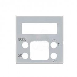 Накладка на термостат ABB ZENIT, серебристый, N2240.5 PL