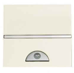 Выключатель с таймером ABB ZENIT, электронный, альпийский белый, N2262 BL
