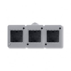 Zenit/Stylo Коробка IP40 для открытой установки на 6 модулей