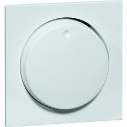Накладка на светорегулятор Honeywell NOVA, алюминий, 059913