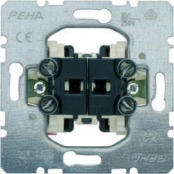 Механизм выключателя для жалюзи Honeywell Коллекции Рeha, 106411
