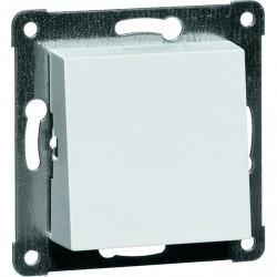 Накладка на вывод кабеля Honeywell AURA, белый, 113111