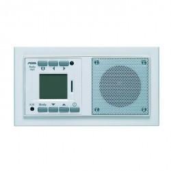 D 20.486.702 MP3 Радиоприёмник Audio Point алюминий NOVA