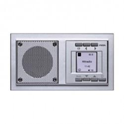 D 20.486.702 FU MP3 Радиоприёмник Audio Point для беспроводных аудиоколонок алюминий NOVA
