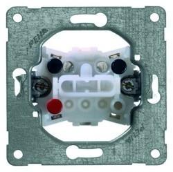 Механизм переключателя 1-клавишного перекрестного Honeywell Коллекции Рeha, с возможностью подсветки, скрытый монтаж, 190711