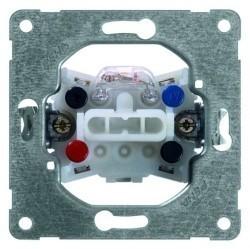 Механизм светорегулятора-переключателя Honeywell Коллекции Рeha, 400 Вт, 208013