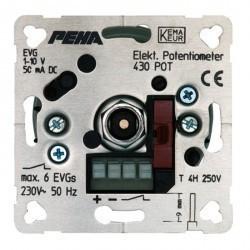 Механизм поворотного светорегулятора Honeywell Коллекции Рeha,Вт, 210913