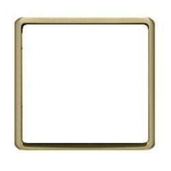 Рамка 1 пост Honeywell DIALOG, бронзовый, 369111