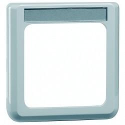 Рамка 1 пост Honeywell COMPACTA, горизонтальная, белый, 600911