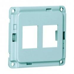 Накладка на розетку USB Honeywell COMPACTA, белый, 603011