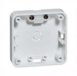 791.02 F Compacta Коробка для накладного монтажа 1-ная, 16 мм, белый