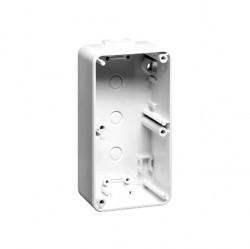 792.02 Compacta Коробка для накладного монтажа 2-ная, 37 мм, белый