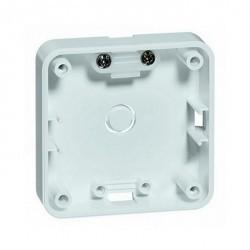 Коробка монтажная для диммеров и розеток 45°, одиночная Премиум-класса Compacta Honeywell (Германия). Артикул: 604611