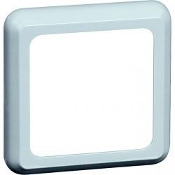 Рамка 1 пост Honeywell COMPACTA, серый, 613111