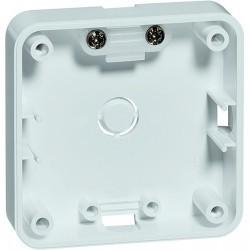 791.19 F Compacta Коробка для накладного монтажа 1-ная, 16 мм, черный