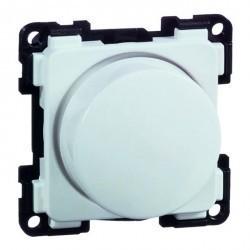 Светорегулятор поворотный Honeywell COMPACTA, 105 Вт, черный, 619413