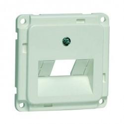710.02 D Compacta Накладка UAE, белый