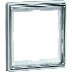 Рамка 1 пост Honeywell DIALOG EXCLUSIV, алюминий, 773111