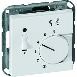Накладка на термостат Honeywell AURA, антрацит, 915593