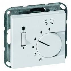 Накладка на термостат Honeywell AURA, алюминий, 916893