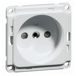 Розетка TV Honeywell COMPACTA, проходная, белый, 934791