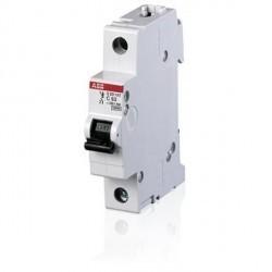 Автоматический выключатель ABB S200 1P 0,5А (K) 10кА, 2CDS271006R0157
