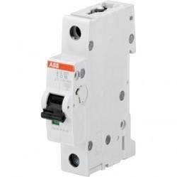 Автоматический выключатель ABB S200M 1P 0,5А (D) 10кА, 2CDS271001R0981