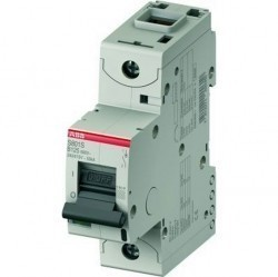 Автоматический выключатель ABB S800S 1P 100А (UCB) 50кА, 2CCS861001R1825