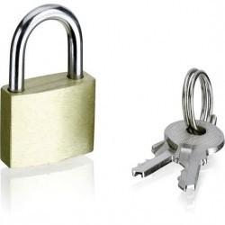 Замок, 2 уникальных ключа SA2