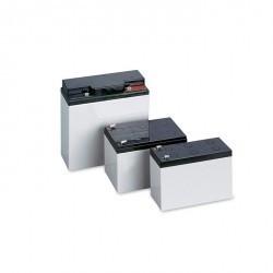 Аккумуляторная батарея для SU/S 30.640.1, 12 VDC, 17 Ah, SAK17