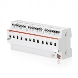 Выход бинарный 12-кан., измерение тока, 16/20А, SA/S12.16.6.1