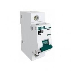 Автоматический выключатель Schneider Electric ВА-201 1P 125А (C) 10кА, 13025DEK