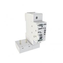 Дифференциальный блок Schneider Electric DEKraft 2P 63А 100мА (AC), 16137DEK