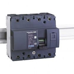 Автоматический выключатель Schneider Electric Acti9 4P 100А (C) 10кА, 18647