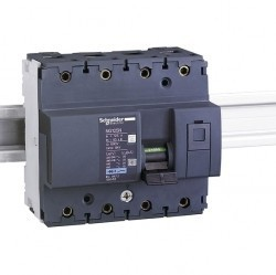 Автоматический выключатель Schneider Electric Acti9 4P 125А (C) 10кА, 18648
