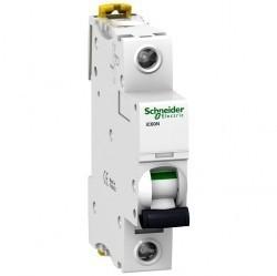 Автоматический выключатель Schneider Electric Acti9 1P 0,5А (C) 50кА, A9F74170