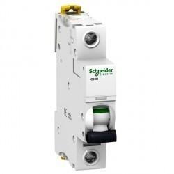 Автоматический выключатель Schneider Electric Acti9 1P 0,5А (B) 70кА, A9F83170