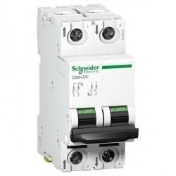 Автоматический выключатель Schneider Electric Acti9 2P 0,5А (C) 10кА, A9N61520