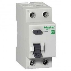 УЗО Schneider Electric Easy9 2P 25А 10мА (AC), EZ9R14225