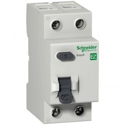 УЗО Schneider Electric Easy9 2P 25А 30мА (AC), EZ9R34225