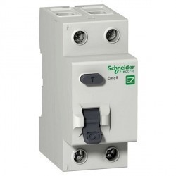 УЗО Schneider Electric Easy9 2P 63А 30мА (AC), EZ9R34263